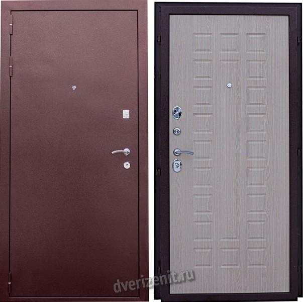 металлические входные двери уличная для бойлерной