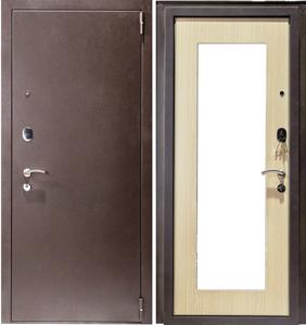 Дверь Зенит-3 Эко Зеркало