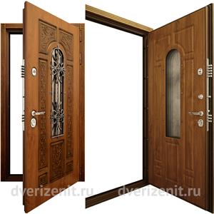 дверь Зенит Коттедж