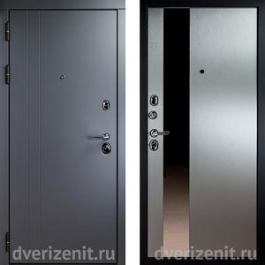 Дверь Зенит Премиум Grey Edition №17