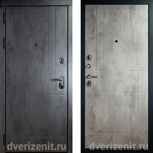 Дверь Зенит Премиум Grey Edition 21
