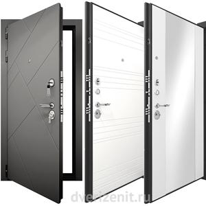 Дверь Зенит Премиум Grey EditionX