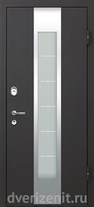 дверь Зенит Витраж венге